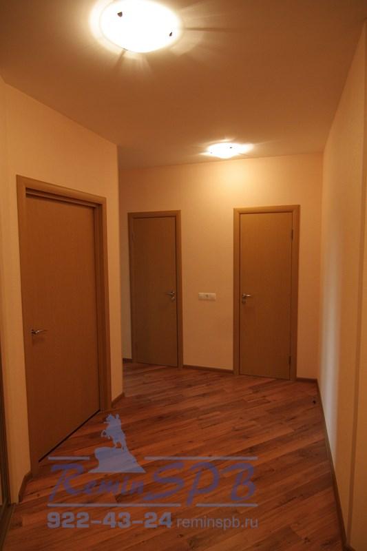 Ремонт квартир в новостройках под ключ, отделка в СПБ